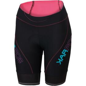 Karpos Verve Shorts Women black/pink fluo